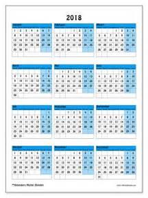 Calendar 2018 Uw Kalender Om Af Te Drukken 2018 Elegius Nederland