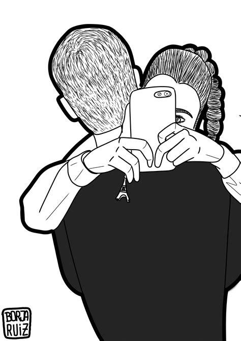 fotos de amor parejas tumblr dibujos pareja tumblr draw illustration ilustraci 243 n amor