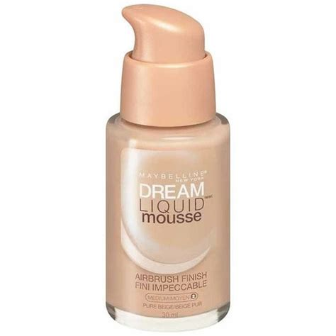 Maybelline Liquid Mousse products maybelline foundation and maybelline on
