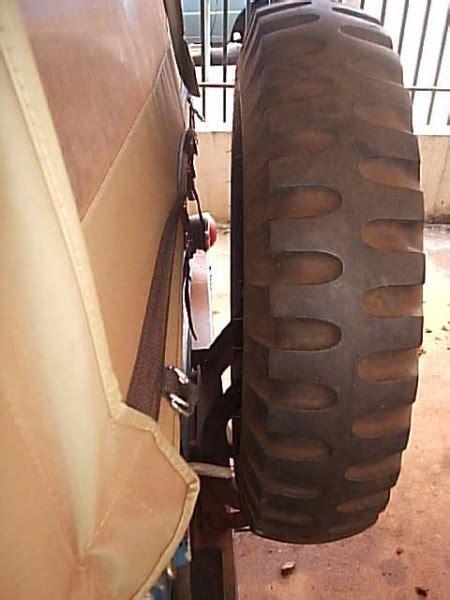 compro porte compro suporte de estepe articulavel original jeep willys
