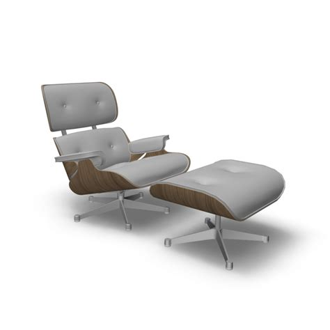vitra lounge chair design and decorate your room in 3d
