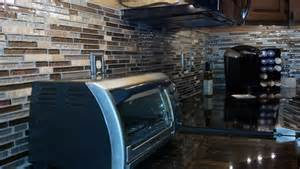 How To Install Mosaic Tile Backsplash In Kitchen Mosaic Tile Backsplash In Kitchen Freedom Builders