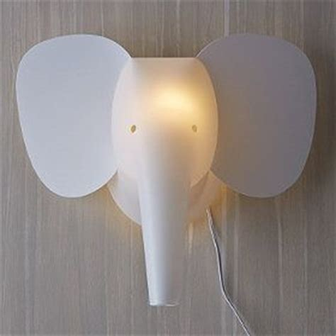 Elephant Wall Sconce Elephant Zzzoolight Wall Sconce Kiddie Rooms Pinterest Cable For And Wall Sconces
