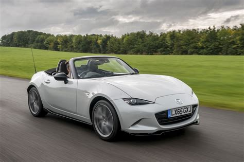 mazda sporty cars mazda mx 5 sport recaro 2015 the limited editions start