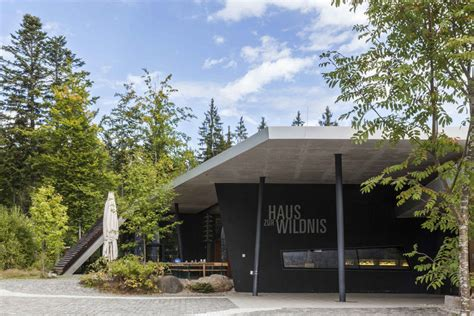 Haus Zur Wildnis by Besucherzentrum Haus Zur Wildnis Bayerischer Wald