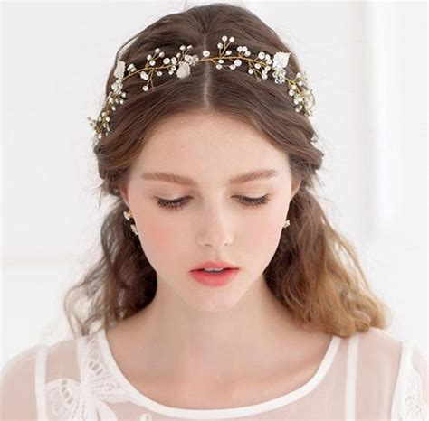 Wedding Hair With Accessories by Gorgeous Bridal Hair Accessories From The West Our