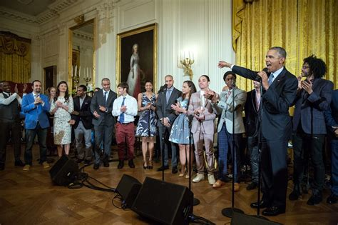 white house musical performances bam4ham hamilton at the white house whitehouse gov