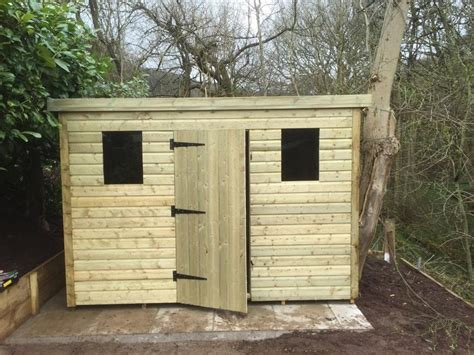Sheds In Dudley by Garden Sheds Treated Dudley Wolverhton