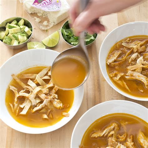 Chipotle Chicken Tortilla Soup Cooking Light