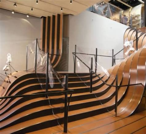 amazing staircases 10 amazing staircases around the globe spiral staircase loretto chapel staircase oddee