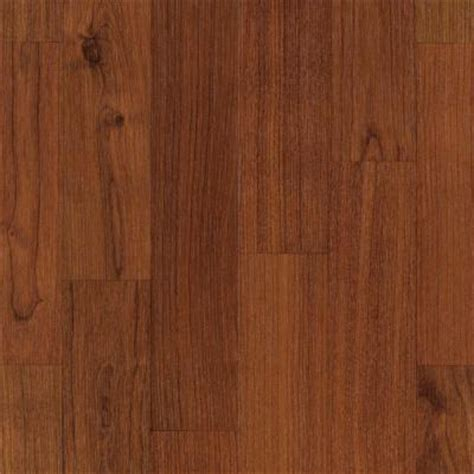 Mohawk Laminate Flooring Home Depot by Mohawk Fairview Sunset American Cherry Laminate Flooring