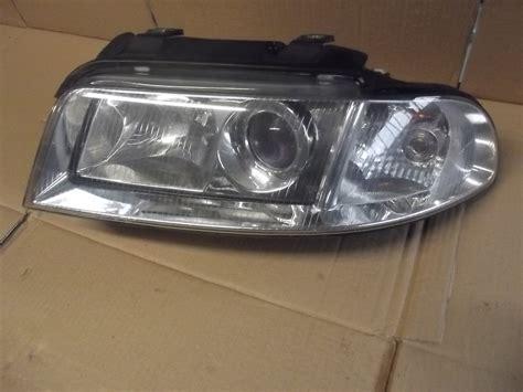 Audi A4 B5 Leuchtmittel by Audi A4 S4 B5 8d Facelift Valeo Halogen Headlight