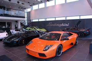 Lamborghini Of Washington Tour Of Lamborghini Of Washington Maybe The