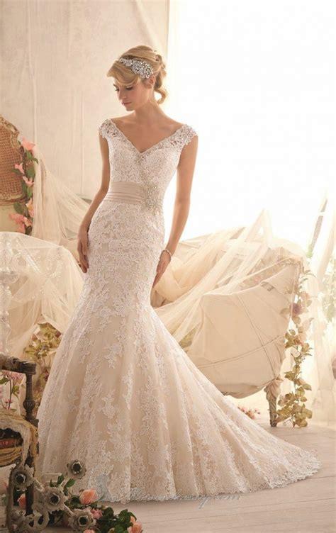 Brautkleider Romantisch by 20 Lace Wedding Dresses For Brides Style Motivation
