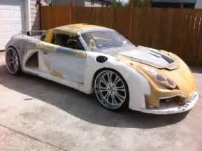 Porsche Boxster Replica Porsche Boxster Concept Kit Car Replica Gt
