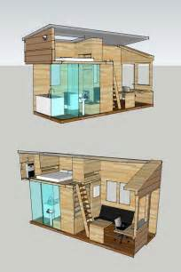 Mini House Plans Alek S Tiny House Project