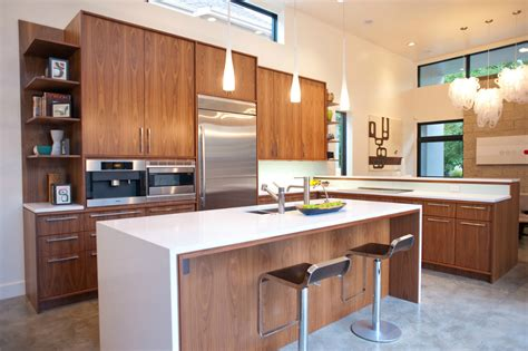 mid century kitchen cabinets mid century modern kitchen cabinets recommendation homesfeed
