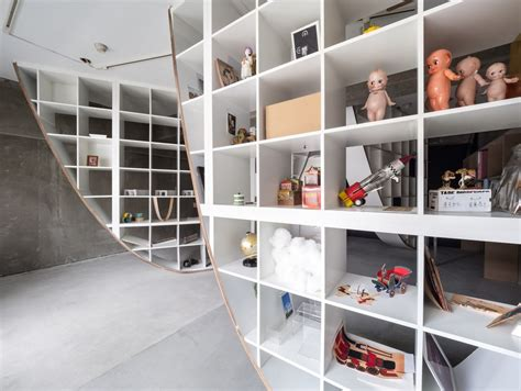 floor to ceiling shelves ikea japanese designer hacks ikea shelf to create floor to