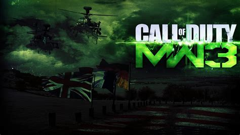 Call Of Duty Mw 3 picture insights mw3 wallpaper