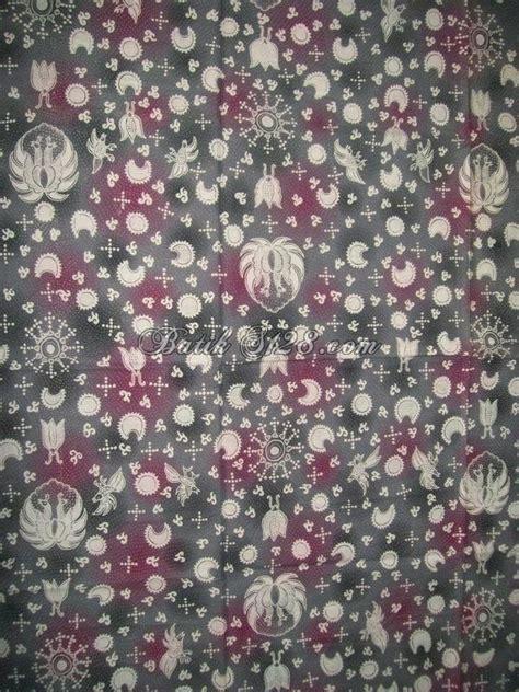 Batik Kain Asli kain batik murah warna ungu asli k274 toko batik