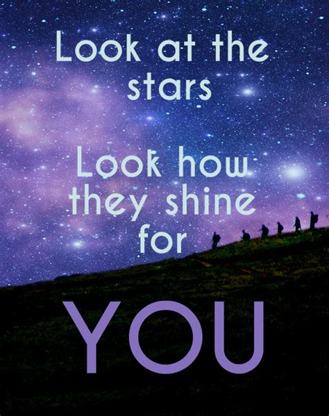 coldplay quotes from songs quotes coldplay yellow quotesgram