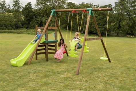 tikes swing slide tikes strasbourg slide and swing set skroutz gr