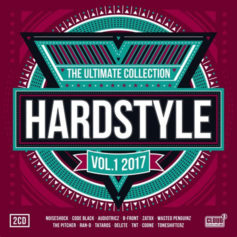 Number 1 S Ultimate Collection 5cd 2017 hardstyle t u c 2017 cldm2017001 cd rigeshop