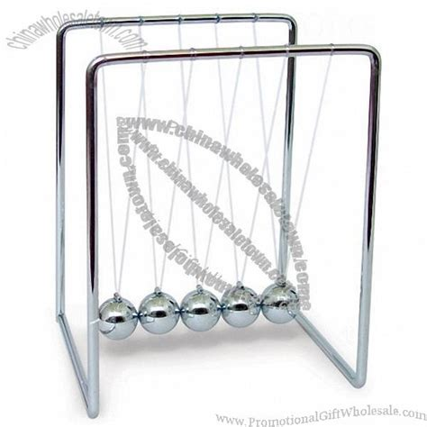 silver balls that swing back and forth promotional newton s cradle 5 25 inch gift 294988474