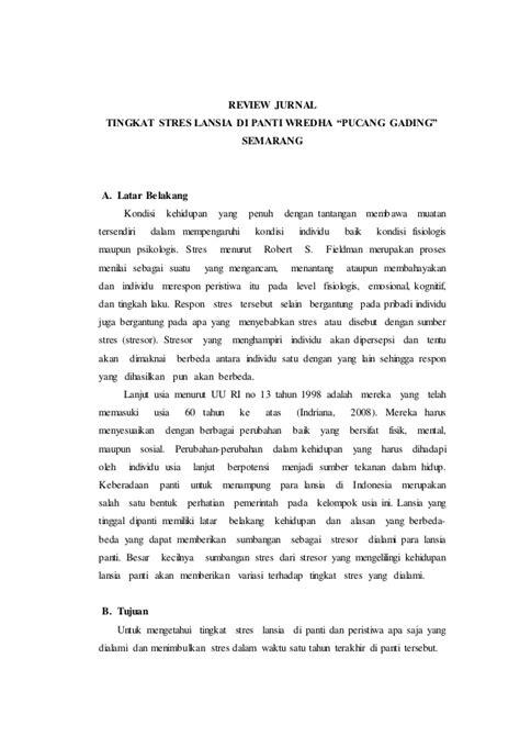 cara membuat jurnal msdm review jurnal psikologi lanjut usia