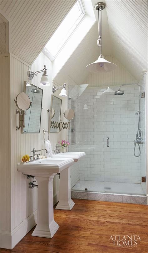 can lights in bathroom designs of how vaulted ceilings top off any room with style