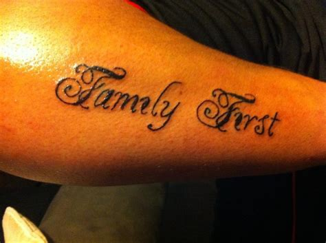 family first tattoo designs tattoos of family family by family
