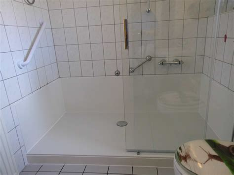 Badewanne Zu Dusche by Umbau Wanne Zu Dusche