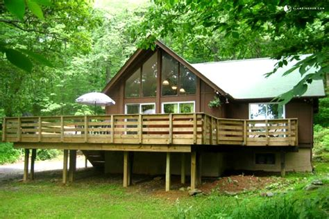cabin vacation luxury cabin near blue ridge mountains virginia