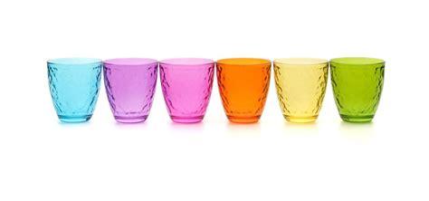 bicchieri kasanova bicchieri colorati stile e allegria in tavola modelli e