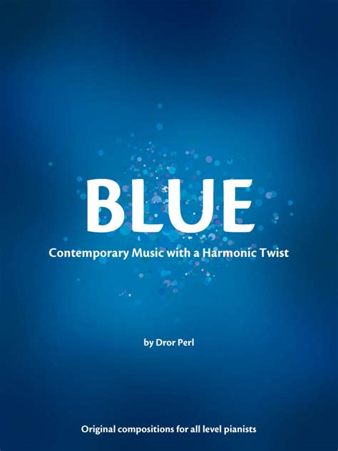 what color is blue books book review the color series pianimation