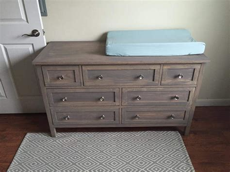 diy dresser into changing table ana white marshall s dresser changing table diy projects