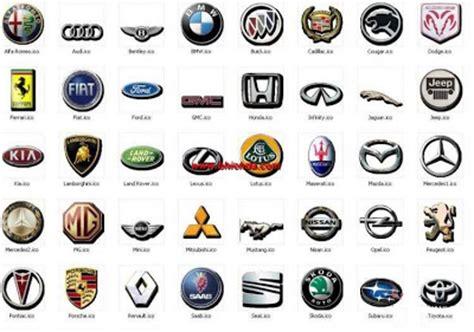 Car Types And Their Symbols by Azzaxy Car Logos