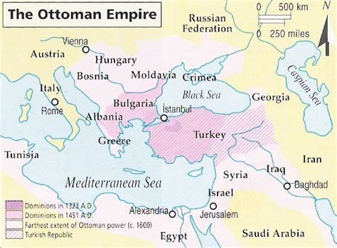 Ottomans Capital Capital Of The Ottoman Empire Ottoman
