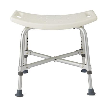 guardian shower bench guardian bariatric aluminum bath bench without back white