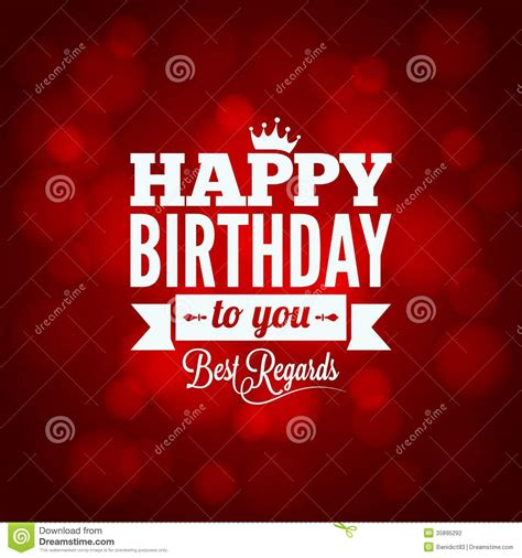 happy birthday to me design happy birthday sign design background stock vector