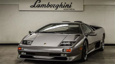Diablo Lamborghini Pristine Lamborghini Diablo Sv With 1 1 For Sale