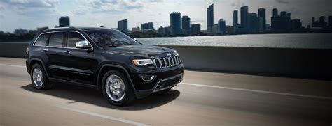 Jeep Grand Cheroke 2017 Jeep Grand Trail Luxury Suv