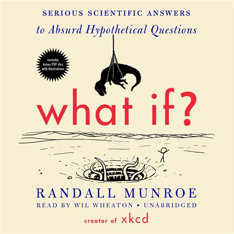 what if audiobook by randall munroe for just 5 95