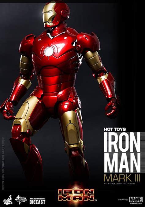 Toys Ironman Iii toys diecast iron 3 figure the toyark news