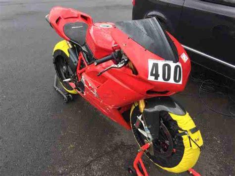 Ducati Rennmotorrad by Ducati 1098s Rennmotorrad Racebike Bestes Angebot Von