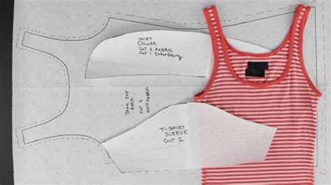clothes pattern creator create patterns from existing clothes video tutorial