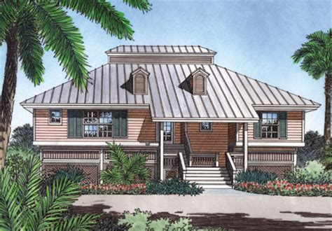 key west style home plans key west style retreat 6383hd 1st floor master suite