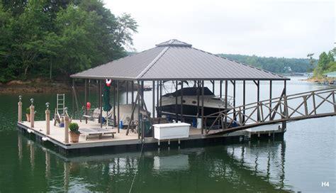 boat slip vs boat dock flotation systems hip roof boat dock gallery flotation