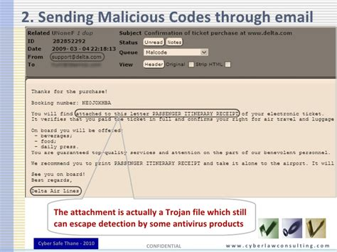 Section 417 Ipc by Email Crimes And Cyber Nasscom Cyber Safe 2010
