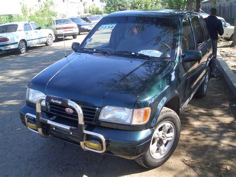 Kia Sportage Top 1995 Kia Sportage Soft Top Ja Pictures Information